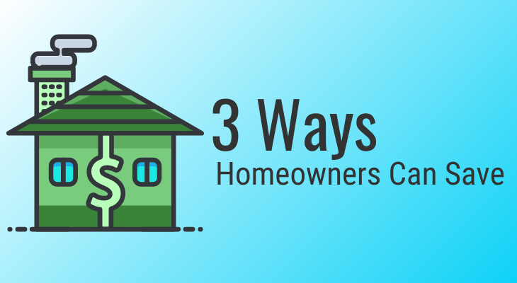 How to Save Money When You Own a Home