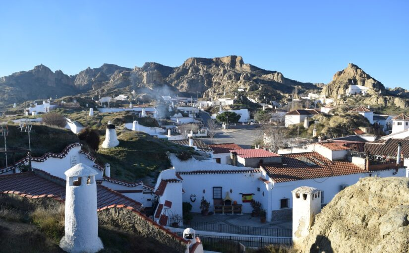 Spanish Cave Houses for Sale