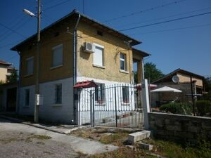 Splendid, completely furnished rural house situated in a nice village 100 km away from Sofia