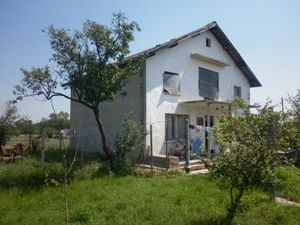 Nice rural house with plot of land located in a village near forest