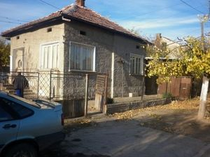 Old rural house with a plot of land situated in a village about 50 km away from the town of Vratsa