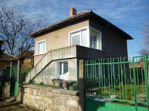 Nice rural house with big yard located in a quiet village