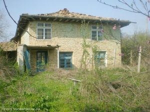 House situated in a tourist area.
