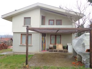Furnished 2 bedroom house, 15 km from Ruse city