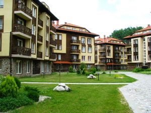 Apartment with 2 bedrooms, 2 bathrooms in Bojurland complex