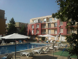 Furnished Studio for sale in Sunny Beach