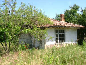 House with plot of land situated near forest & mineral water
