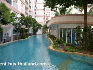 Thai Real Estate - Rent a Park Lane Condo, Pattaya