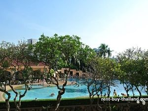 Apartments for Rent - Jomtien Beach Condo