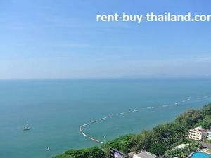 Rent Apartment Pattya - Jomtien Plaza Condotel - Sea Views