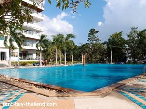 Short term rentals Pattaya areas-View Talay 5 condo Jomtien