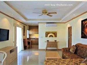 Sea view condo for rent in Pattaya - Baan Suan Lalana