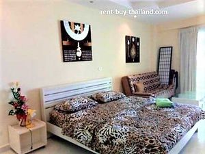 Apartment for rent in Pattaya - Plaza Residence