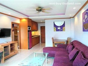 Pattaya holiday villas - View Talay Jomtien