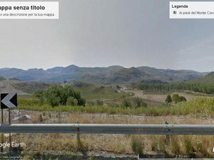 Panoramic Land in Sicily - Antonio Cda Gaffuto