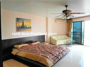 View Talay 2 Jomtien condo for rent-sale Pattaya