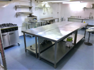 Commercial Kitchen To Rent In London