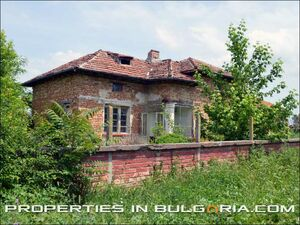 Large plot of building land near Danube River, Bulgaria