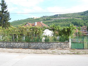 Nice rural property with plot of land & panoramic views