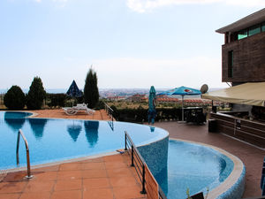 1-bedroom furnished apartment with Pool view in Golden Eye