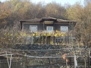Country house with panoramic views located 60 km from Sofia