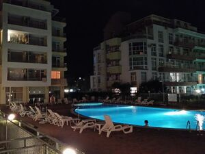2 BED apartment, 97 sq.m., with pool view, near the sea