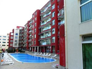 Sea View Cozy Furnished 1-bedroom maisonette in Global Ville