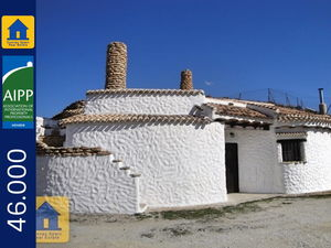 CAVE HOUSE PACO - 46.000 EURO