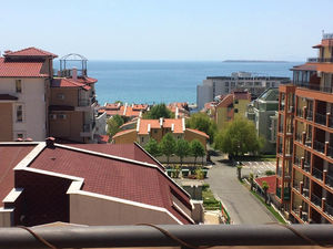 Sea View 1-bedroom apartment in Siana 4, Sveti Vlas