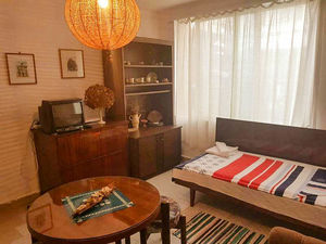 Furnished 1 bedroom apartment in Nessebar No maintenance fee