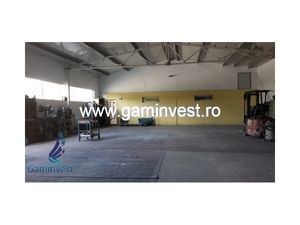 For rent: 2 warehouses, 25 km from Oradea, Romania A0912
