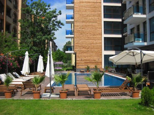 Excellent 1-bedroom apartment in Sun Gate, Sunny Beach