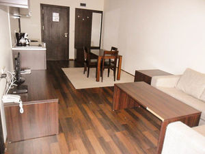 Furnished 1-bedroom apartment in Aspen House, Bansko