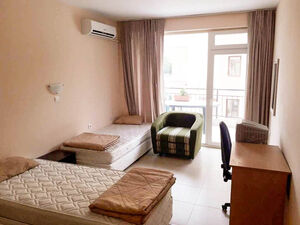 Furnished Studio in Sunny Beach, No Maintenance Fee