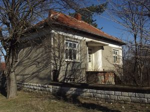 Old house with annex, barn & spacious yard in a big village