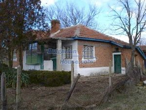 Cozy one storey brick built up Bulgarian House