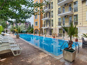 Superb 1-bedroom apartment in the luxury Sweet Homes 1