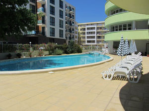 Furnished Apartment with 2 bedrooms, Pirop city, Sunny Beach