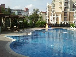Spacious apartment with 2 bedrooms, 2 bathrooms in SolMarine
