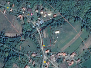 Land for house or guest-house - Apuseni Mountains