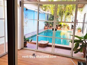 Pool Villa at Cosy Beach - private beach access