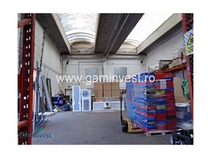 Warehouse for rent, Bors, Bihor, Romania A1285A