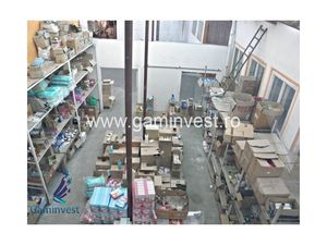 For rent! Warehouse, Oradea, Romania A1043