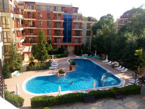 Furnished 1-Bedroom apartment in Anita complex, Sunny Beach