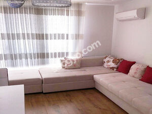 With all house appliances 1+1 apartment for sale in Istanbul