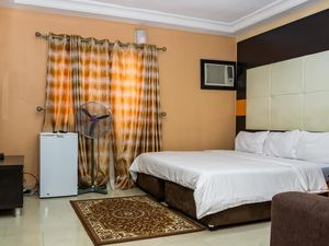 Tastefully finished and furnished two (2) Bedroom flat