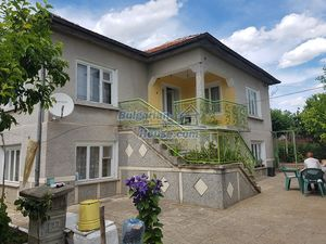 Bulgarian property 70 km from Plovdiv, beautiful views