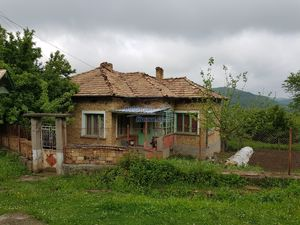 GREAT INVESTMENT-TWO HOUSES,BIG FARM BUILDING,8000sq.m land