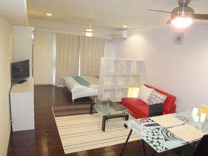 America-mura 1R★Fully Furnished apartment