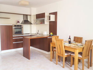 Furnished 1-bedroom apartment in SUNSET KOSHARITSA